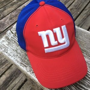 47Brand NFL NY Giants Stretch Fit Cap NWOT